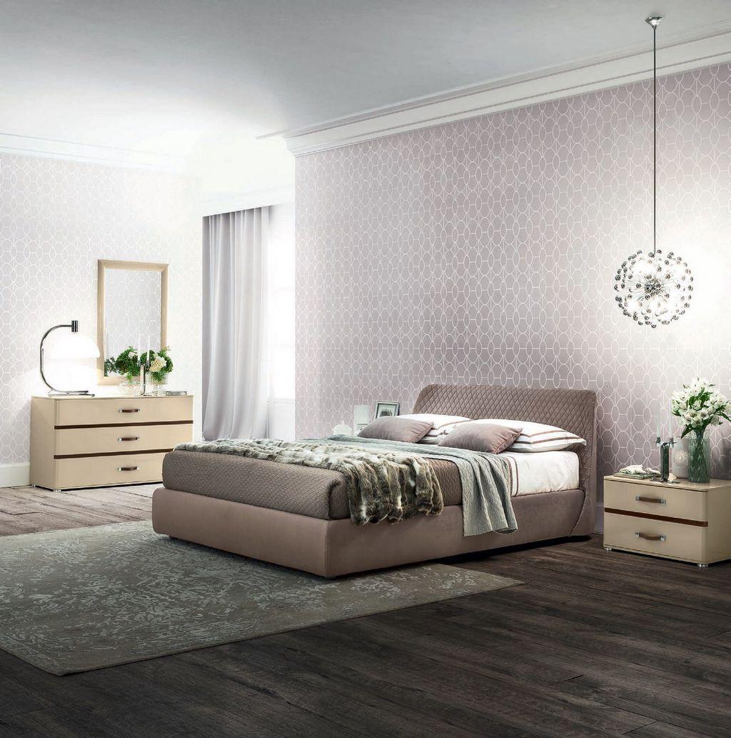 ekskluzywna sypialnia włoska