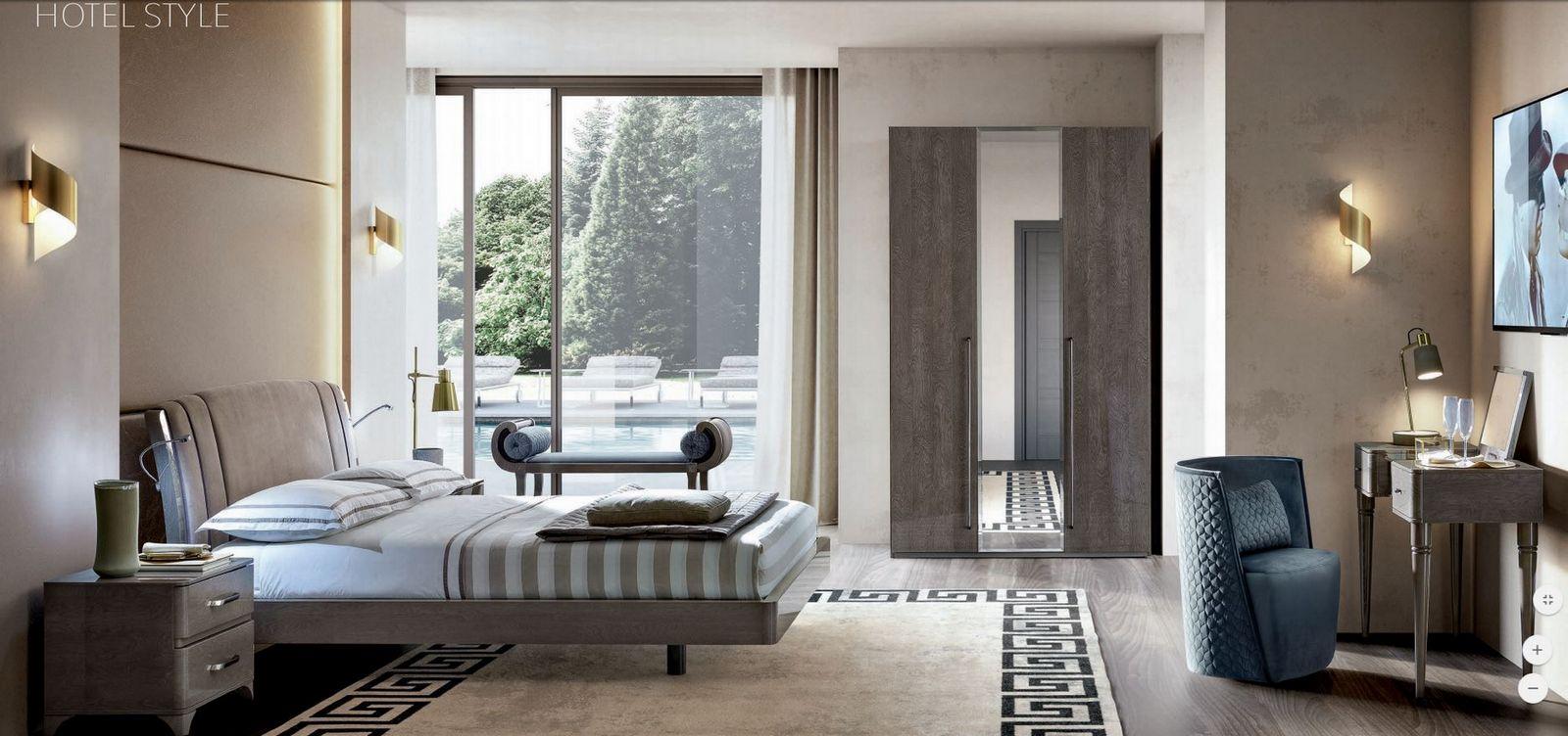 sypialnia w stylu włoskim altea