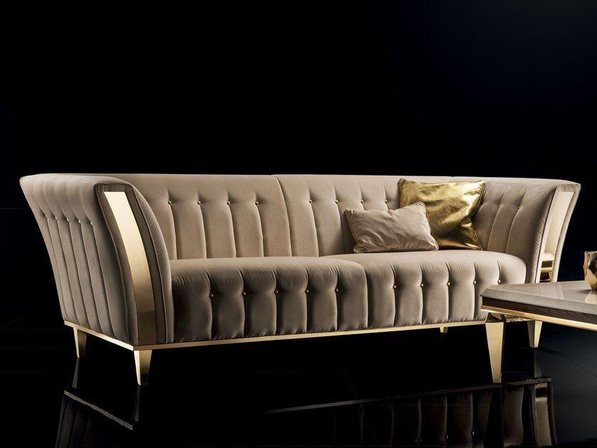 Beżowa sofa włoska DIAMANTE